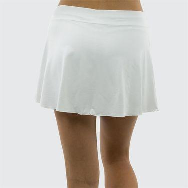 Sofibella 13 Inch Skirt - White