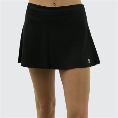 Sofibella 13 Inch Skirt - Black