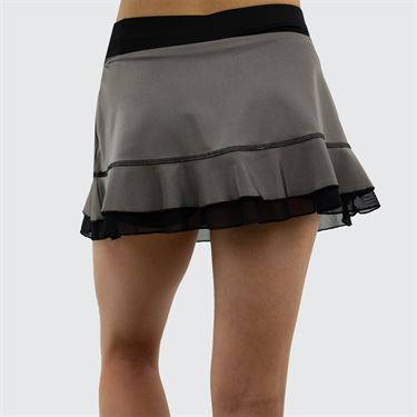 Sofibella Electra Doubles 13 Inch Skirt - Chance Metallic