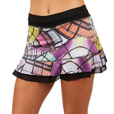 Sofibella UV Colors 13 inch Skirt - Cathedral