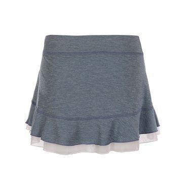 Sofibella Doubles 13 Inch Skirt - Fiji Night