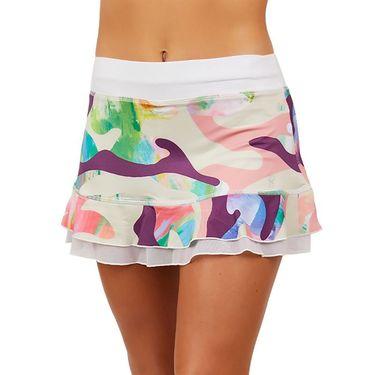 Sofibella UV 13 inch Skirt Womens Fantasy Print 7010 FTY