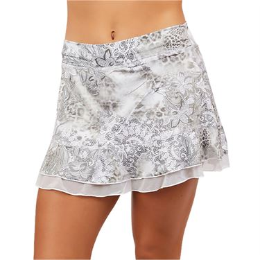 Sofibella UV 13 inch Skirt Womens Jungle Print 7010 JNL