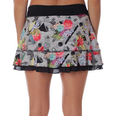 Sofibella UV Doubles 13 inch Skirt - Succulent Print