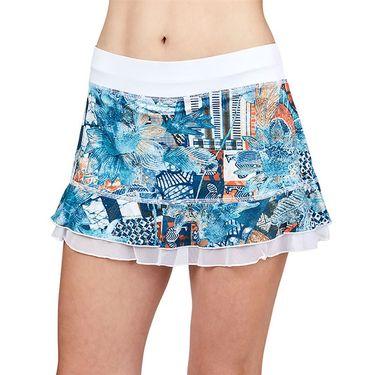 Sofibella UV 13 inch Skirt Womens Tempo Print 7010 TMP