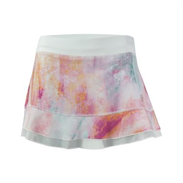 Sofibella Doubles 13 Inch Skirt - Cocktail Print