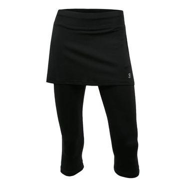 Sofibella Abaza Skirt w/Leggings - Black