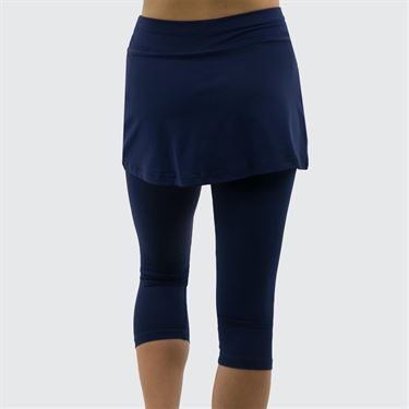 Sofibella Abaza Skirt w/Leggings - Navy