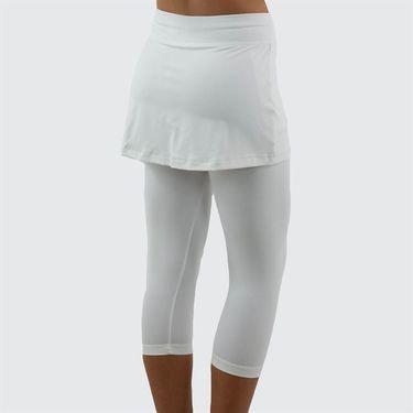 Sofibella Abaza Skirt w/Leggings - White