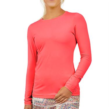 Sofibella UV Long Sleeve Top Plus Size Womens Amore 7013 AMRP
