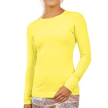 Sofibella UV Long Sleeve Top Womens Sunshine 7013 SUN