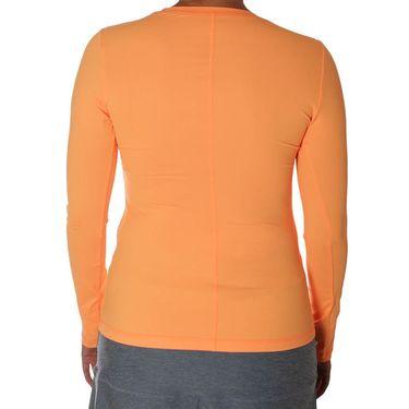 Sofibella UV Long Sleeve Top - Tangerine
