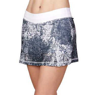 Sofibella Air Flow 13 inch Skirt Womens Cloud Burst 7017 CLB