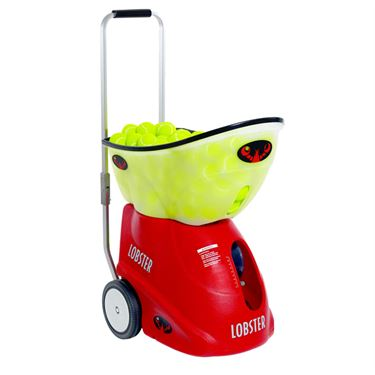 Lobster Elite Grand Five LE Tennis Ball Machine