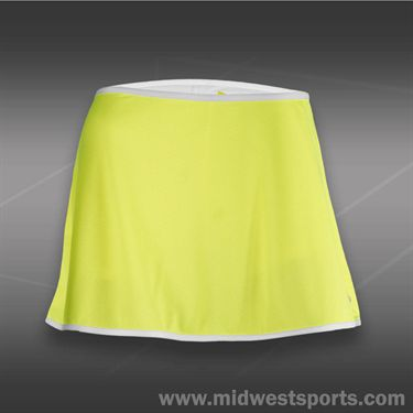 Pure Lime Citronella Mesh Swing Skirt-Citronella