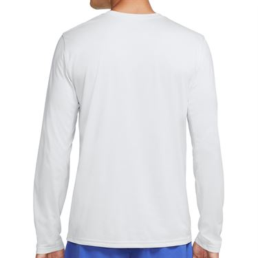Nike Legend 2.0 Long Sleeve Crew - White