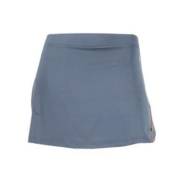 Pure Lime Blue Mist Skirt - Stone Mist/Hot Coral