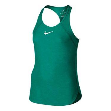 Nike Girls Slam Tennis Tank - Rio Teal