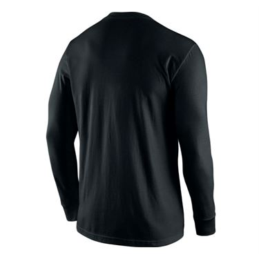 Nike Team Legend Long Sleeve Crew - Black