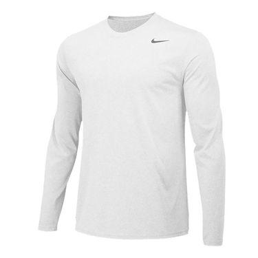 Nike Team Legend Long Sleeve - White/Cool Grey