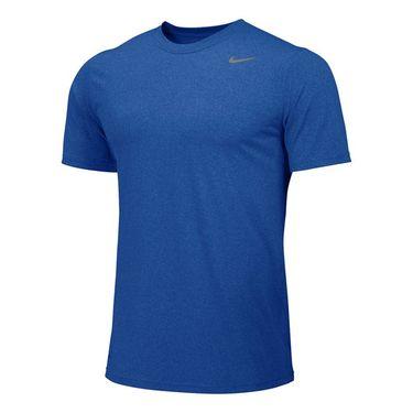 Nike Team Legend Crew - Royal Blue/Grey