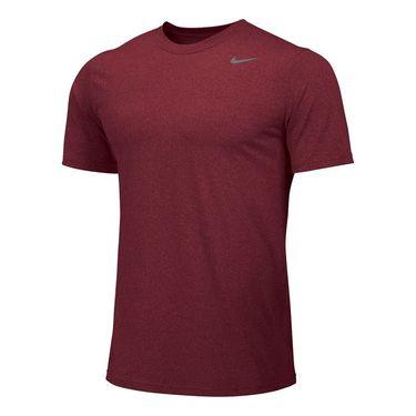 Nike Team Legend Crew - Cardinal/Grey