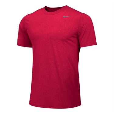 Nike Team Legend Crew - Red/Grey