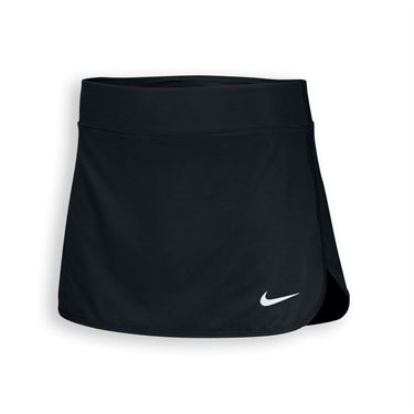 Nike Team Pure Skirt - Black/White