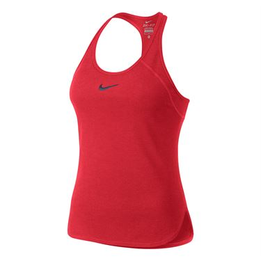 Nike Dry Slam Tank - Action Red
