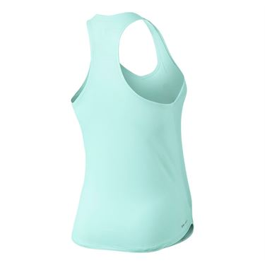 Nike Court Pure Tank - Teal Tint
