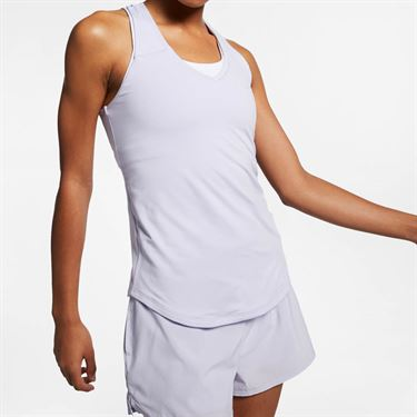 Nike Court Pure Tank - Oxygen Purple
