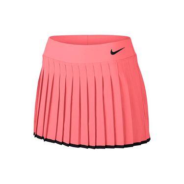 Nike Court Victory 12 Inch Skirt REGULAR - Lava Glow/Black