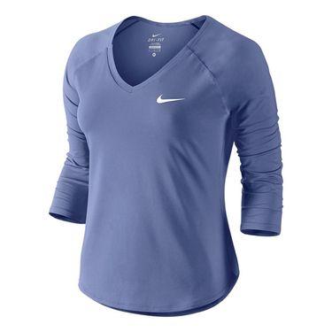 Nike Court Pure Top - Purple Slate