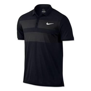 Nike Advantage Dri Fit Cool Polo - Black