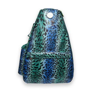 Jet Pac Leopard Tidal Wave Classic Convertible Sling Tennis Bag
