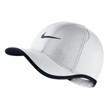 Nike Kids Featherlight Hat - White