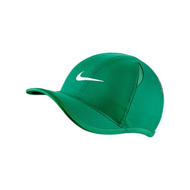 Nike Kids Featherlight Hat - Stadium Green