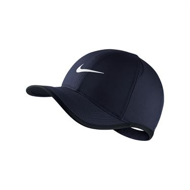 Nike Kids Featherlight Hat - Obsidian