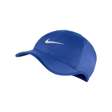 Nike Kids Featherlight Hat - Game Royal