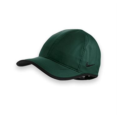 Nike Team Featherlight Hat - Gorge Green/Black