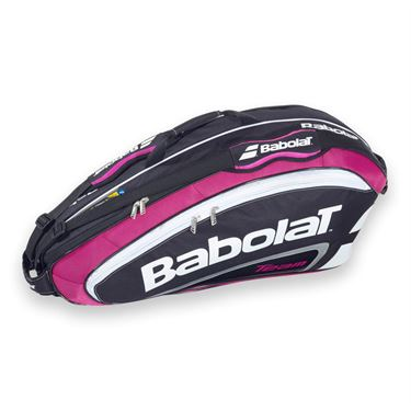 Babolat Team Line Pink 6 Pack Tennis Bag