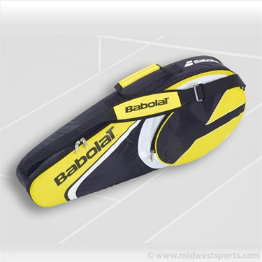 Babolat Club Line Triple Yellow Tennis Bag
