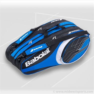Babolat Club Line 12 Pack (Blue) Tennis Bag