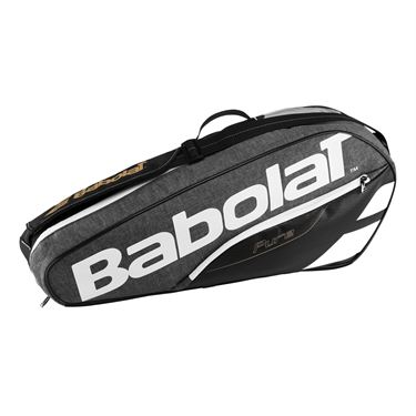Babolat Pure Line 3 Pack Tennis Bag - Grey