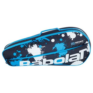 Babolat RH Club Essential 3 Racquet Tennis Bag Black/Blue/White 751202 164MY