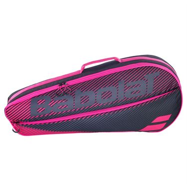 Babolat RH Club Essential 3 Racquet Tennis Bag Black/Pink 751202 178MY