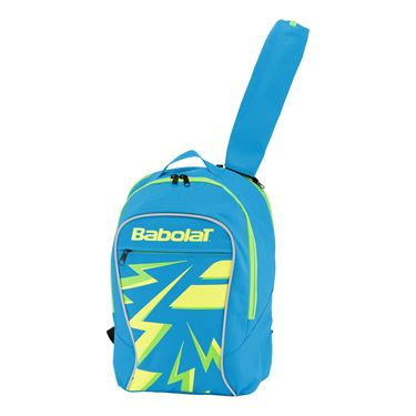 Babolat Junior Club Line Backpack - Blue/Yellow