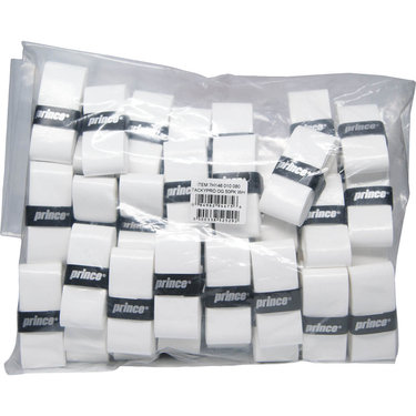 Prince Tacky Pro Tennis Overgrip (50 Pack)