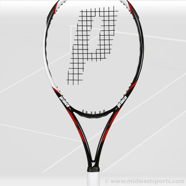 Prince O3 Red LS 105 Tennis Racquet DEMO RENTAL
