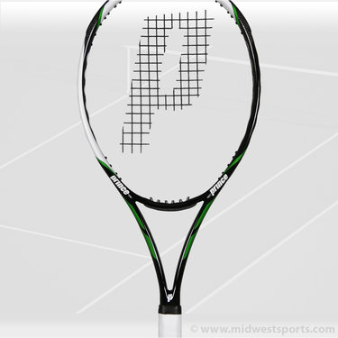 Prince O3 White LS 100 Tennis Racquet DEMO RENTAL